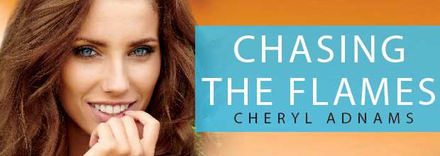 Chasing the Flames - Blog Banner