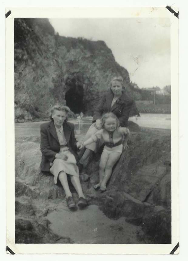 Cornwall -Cliffs